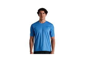 Specialized Trail Air Short Sleeve Jersey | Blå