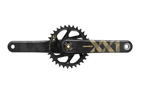 SRAM XX1 Eagle Boost DUB 34T, 175mm Vevparti