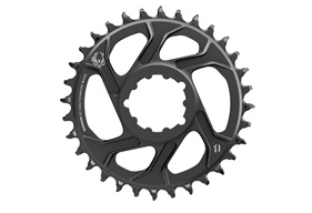 SRAM X-Sync 2 Eagle XX1 Direct Mount Kedjedrev Svart