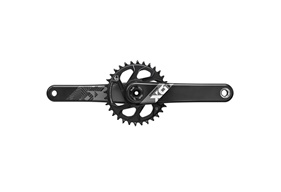SRAM X01 Eagle Boost DUB 32T, 175mm Vevparti